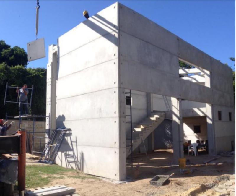 Caixa Pré Moldada Conjunto Habitacional Padre Manoel da Nóbrega - Pré Moldado Residencial