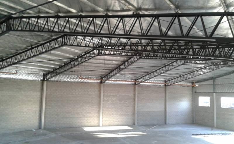 Construção de Galpão Preço Santa Cecília - Construção de área Externa