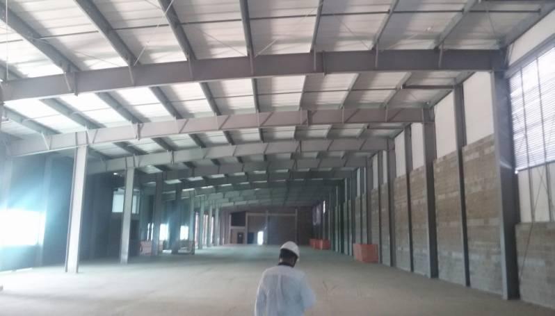 Estrutura Metálica para Construção Jardim Tarumã - Estrutura Metálica para Prédios