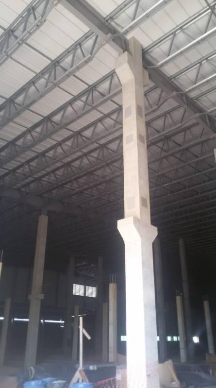 Estrutura Metálica para Garagem Industrial Glicério - Estrutura Metálica para Prédios