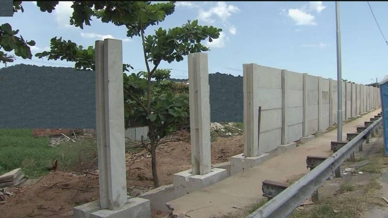 Muro Pré Moldado de Concreto Preço Caucaia do Alto - Muro Pré Moldado de Concreto