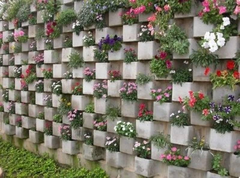Muros Pré Moldado de Concreto Arco-íris - Pré Moldado para Caixa D água