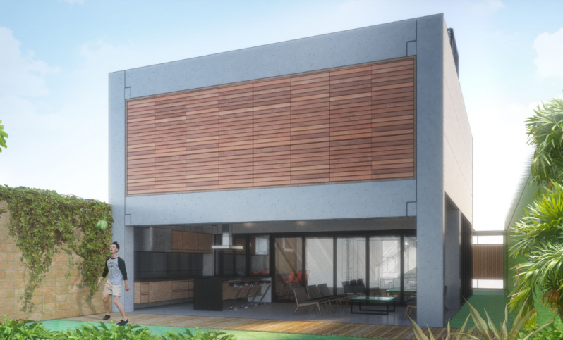 Orçamento de Casas Pré Moldadas 2 Pavimentos Jardins - Construtora de Pré Moldados