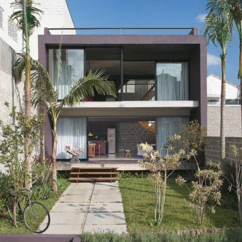 Orçamento de Casas Pré Moldadas 2 Quartos Pompéia - Casas Pré Moldadas Alvenaria