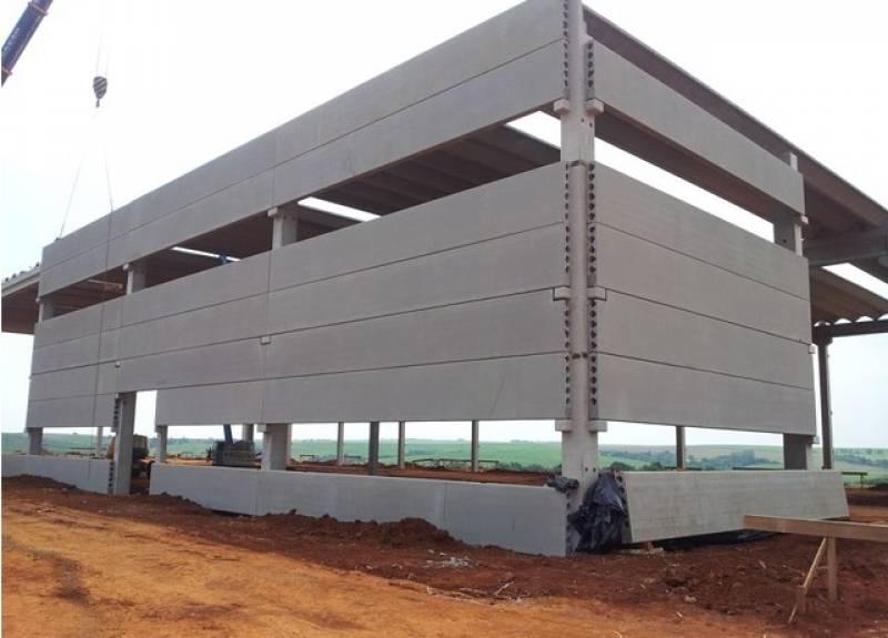 Orçamento de Galpão de Pré Moldado Boa Vista - Pré Moldados de Concreto