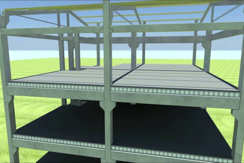Orçamento de Pré Moldados de Concreto Panorama - Sobrado de Pré Moldado
