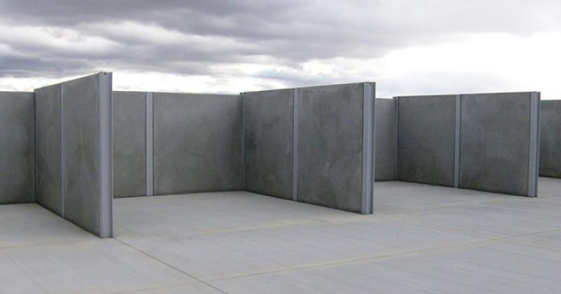 Pré Moldados de Concreto Residencial Dez - Construtora de Pré Moldados