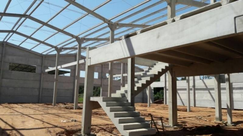Pré Moldados Residenciais Jardim Paulistano - Pré Moldados de Concreto