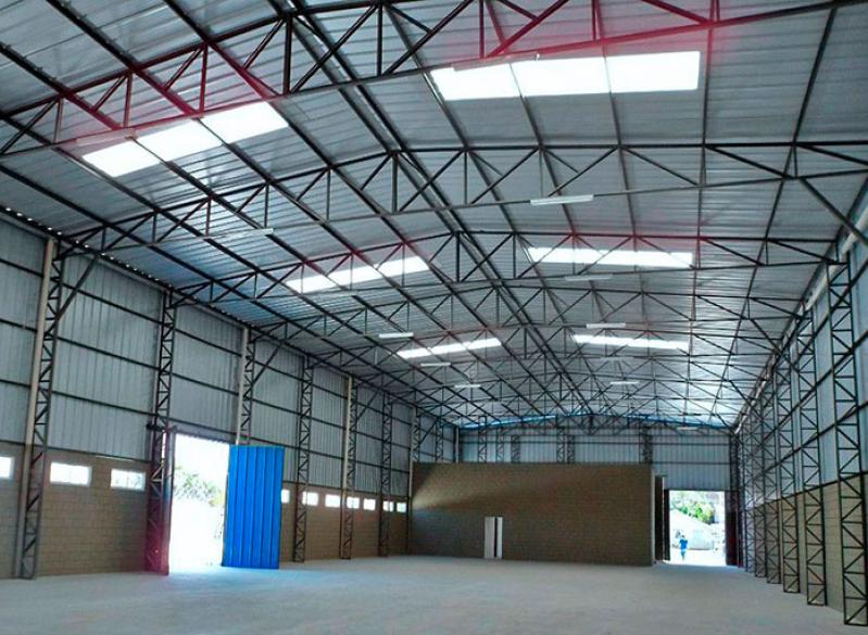 Quanto Custa Construção de Galpão Sumaré - Construção de área Externa