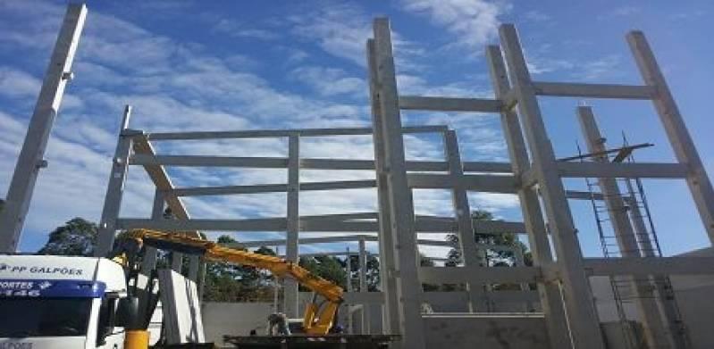 Quanto Custa Construtora de Pré Moldados Parque do Carmo - Pré Moldados de Concreto
