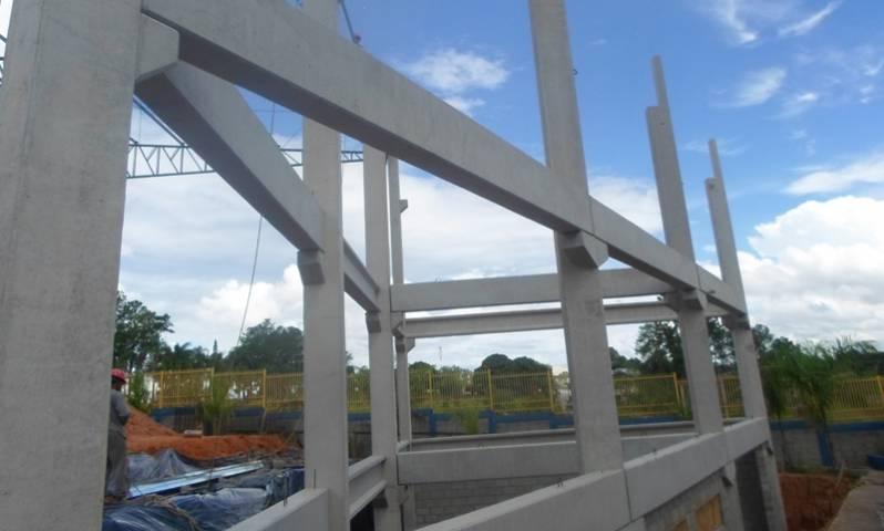 Quanto Custa Pré Moldados de Concreto Centro - Construtora de Pré Moldados