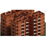 alvenarias estruturais em blocos cerâmicos Jardim São Luiz