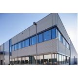 construtoras industriais preço Jardim Belval