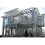 empresa de estrutura metálica para construção Campo Belo