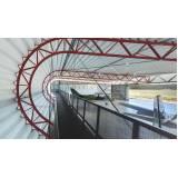 estrutura metálica para hangar preço Ermelino Matarazzo