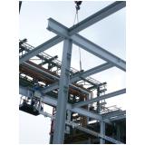 estruturas metálicas para prédios alto da providencia