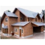 fundação para alvenaria estrutural Jardim Tarumã
