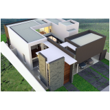fundação para bloco estrutural preço Alphaville