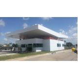fundação para blocos estruturais Morro Grande