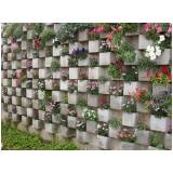 muros pré moldado de concreto Bom Retiro