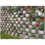 muros pré moldado de concreto Vila Marisa Mazzei