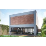 orçamento de casas pré moldadas 2 pavimentos Residencial Três