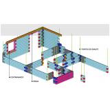 projeto de alvenaria estrutural Trianon Masp