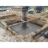 serviço de fundação para bloco estrutural Residencial Seis